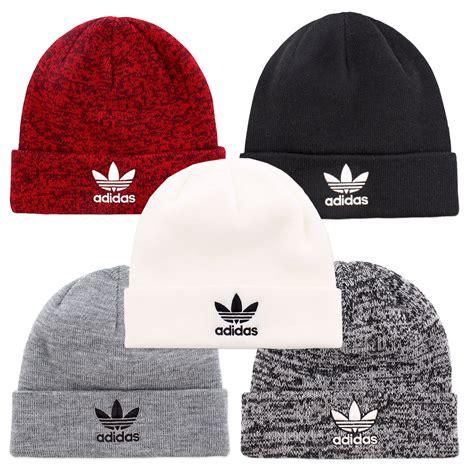 adidas knit beanie adidas originals trefoil knit beanie hat cap thrasher logo