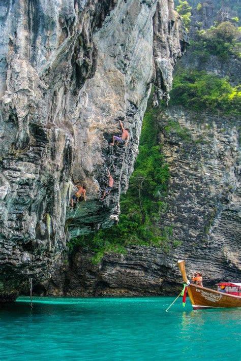 adventurous     thailand   push