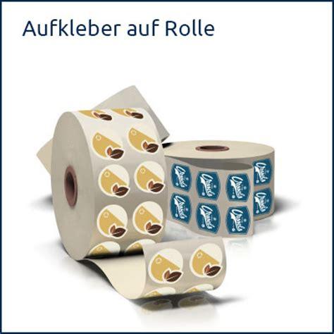 Logo Aufkleber Auf Rolle by Drucksachen Verpackungen Visitenkarten Und Printmedien