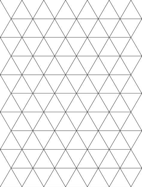 pattern block template pattern block triangle paper free
