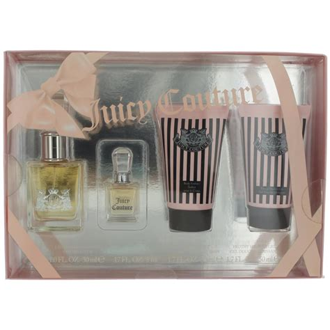 juicy couture perfume  juicy couture  piece gift set