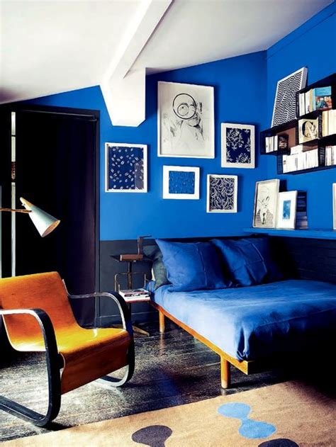 Pintar Paredes Blancas #2: Roal-blue-bedroom.jpg