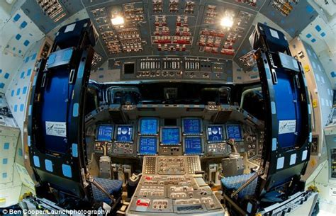 Tech Bedroom by Photos Taken Inside Nasa S Discovery Endeavour And