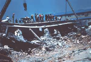 How Many Californias Were Made File 1985 Mexico Earthquake Collapsed General Hospital