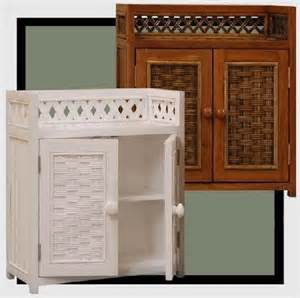 white wicker bathroom cabinet wicker org wicker bath wall shelf rattan bathroom