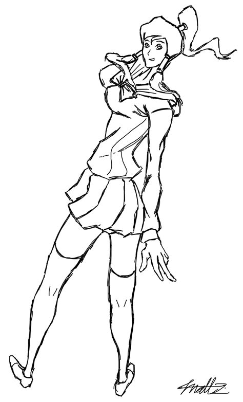 highschool of the dead coloring pages coloring pages legend of korra freecoloring4u com