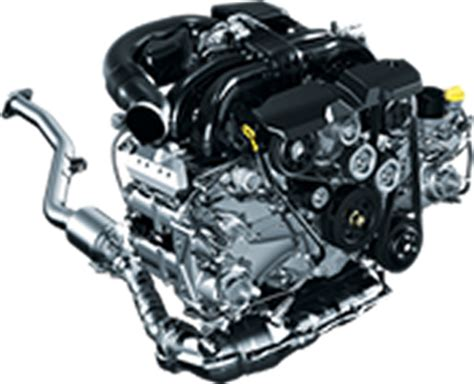 subaru 4 cylinder engine engineering 2016 forester subaru canada