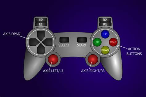 gamepad layout greenfoot