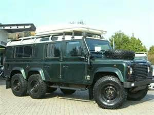 land rover defender 6x6 the green oval land rover