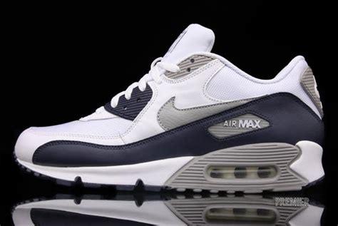 Geoff Max Travis Navy White nike air max 90 white navy grey sneakernews