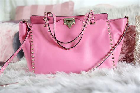 Tas Pink Fashion Bag new in valentino garavani rockstud bag fashionhippieloves