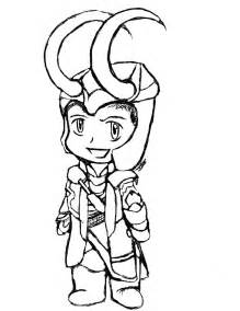 loki coloring pages selfcoloringpages com