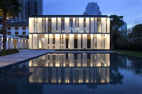 www architecture com winner residential architecture sukhothai residences by