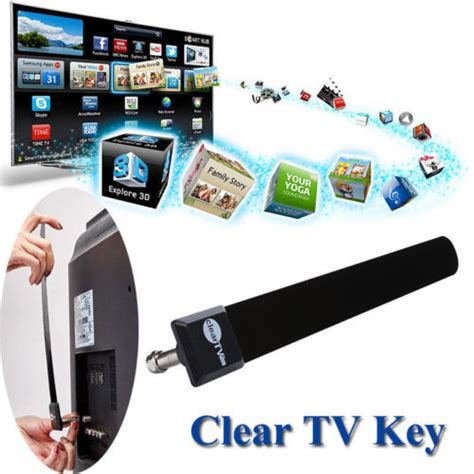Hd Tv Free Antenna top clear tv key hdtv free tv digital indoor antenna ditch