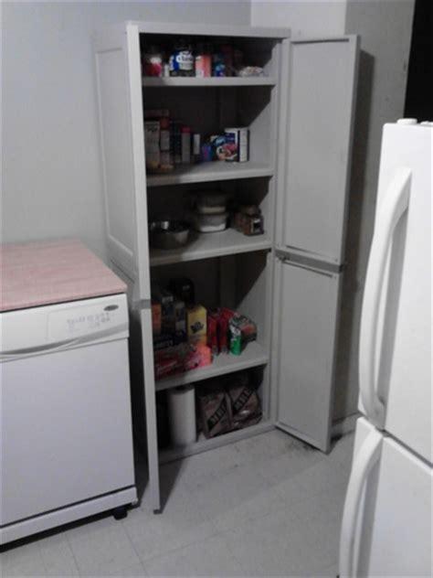 sterilite 01428501 4 shelf utility cabinet
