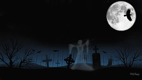 graveyard background graveyard wallpapers festival collections