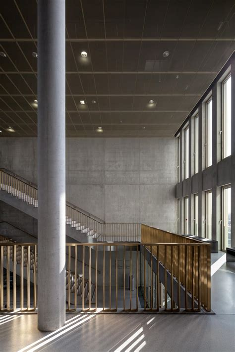 Mba Arch Cmo Wholefoods by David Chipperfield Architects Hec School Of Management