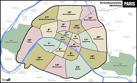 paris sections file les arrondissements de paris png wikimedia commons