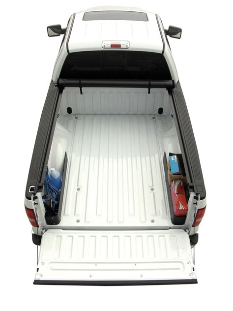 truck bed storage access cover 60070 truck bed organizer storage pocket g2