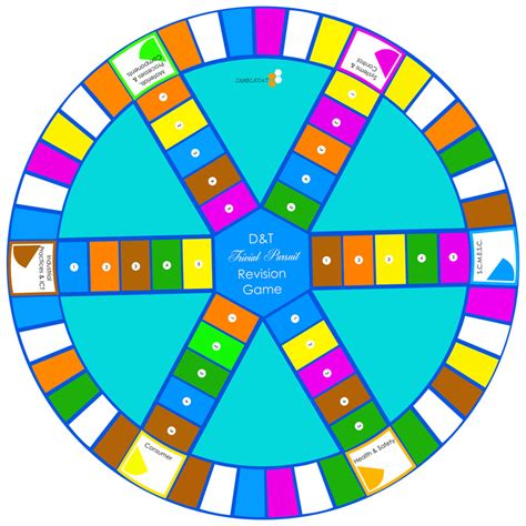 blank trivial pursuit card template ks4 5 jambled t resources