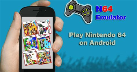 n64 roms for android n64 emulator nitendo 64 emulator for android android emulator n64 psp snes nes