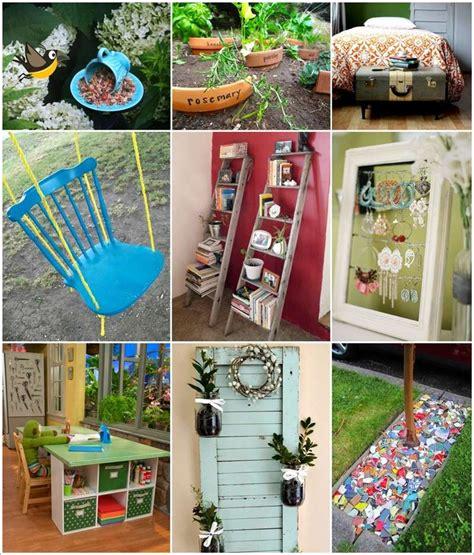 100 ingenious ideas to recycle broken household items