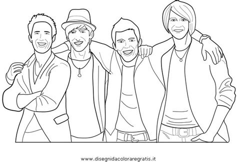 big time rush coloring pages coloring pages