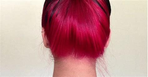 dye bottom layer hair fire engine red dye bottom layer of hair hairstyles