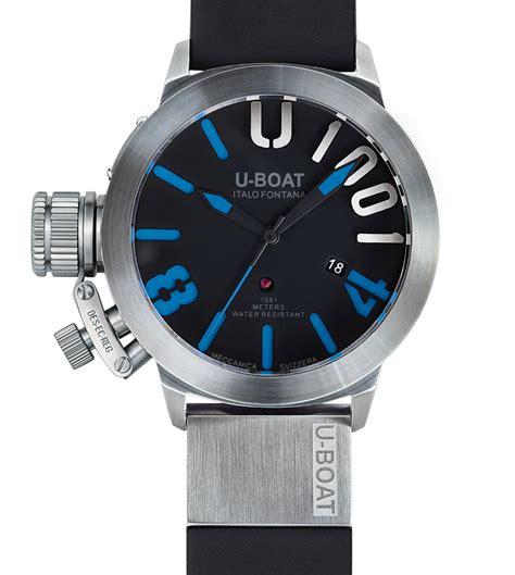 u boat watch serial number 4 new u boat models from baselworld 2011 watch freeks