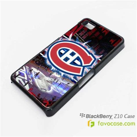 Casing Blackberry Bb Z10 Caterpillar Logo Custom Hardcase Cover montreal canadiens hockey team nhl blackberry z10 q10 cover hockey and