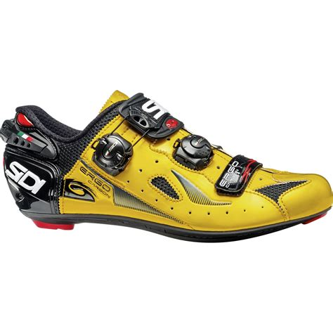 sidi bike shoes sidi ergo 4 carbon cycling shoe s competitive cyclist