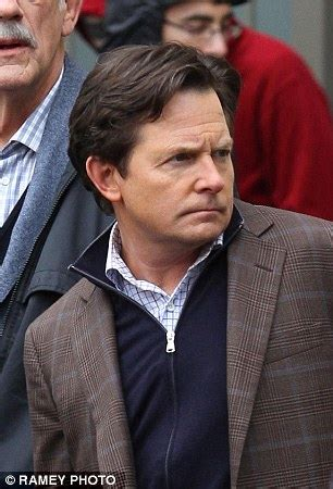 michael j fox how old michael j fox i nearly quit acting because of matthew
