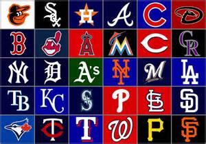 mlb team colors my rankings of all 30 mlb teams logos