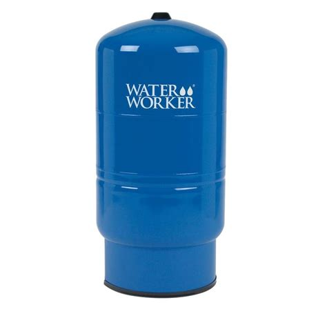 water worker 32 gal pressurized well tank ht32b the