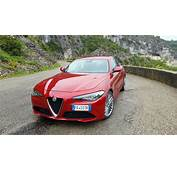 Essai  Alfa Romeo GiuliaEn Voiture Carine En