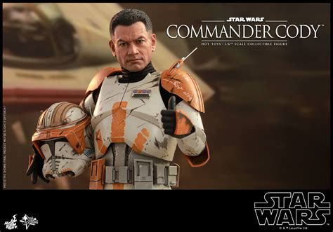 commander cody  sixth scale figure  hot toys