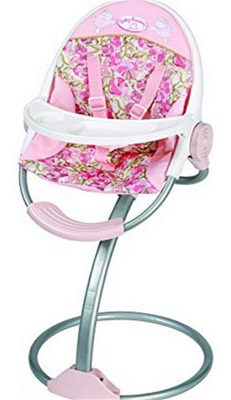 baby annabell 3 in 1 highchair swing and comfort seat baby annabell highchairs