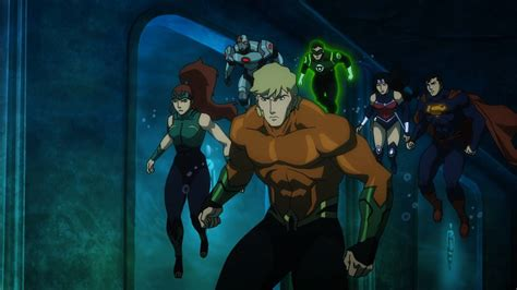 download movie justice league throne of atlantis justice league throne of atlantis review