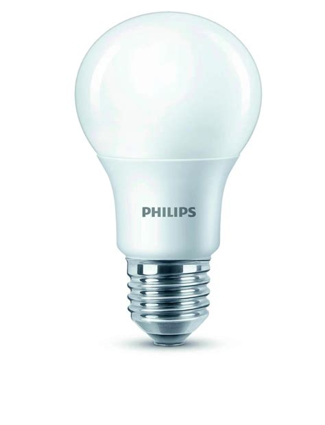 Lu Led Philips 3 Watt philips led bulb 60 watt e27 230v dim bouwmaat