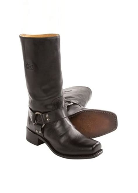 frye cavalry boots frye frye cavalry harness boots leather for