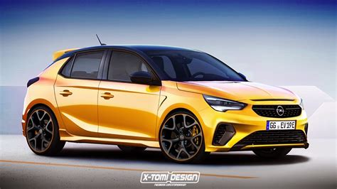 New Opel 2020 by 2020 Opel Corsa Cross Joins New Gsi And Opc Autoevolution