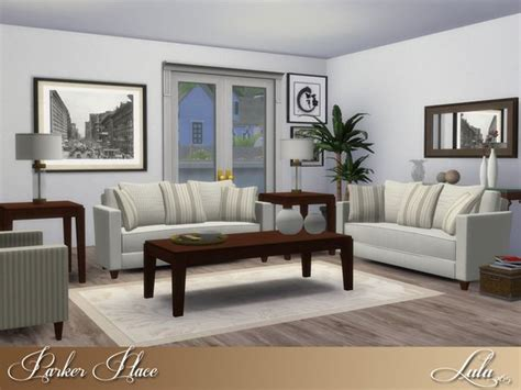 Sims 3 Living Room Sets by 117 Best Images About Furnitures Living Room Sims4 On