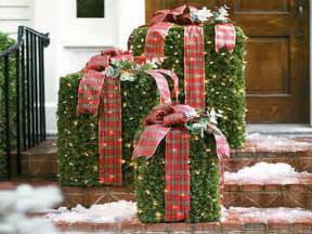Outdoor Christmas Decor by Outdoor Outdoor Christmas Decorations Diy Southern
