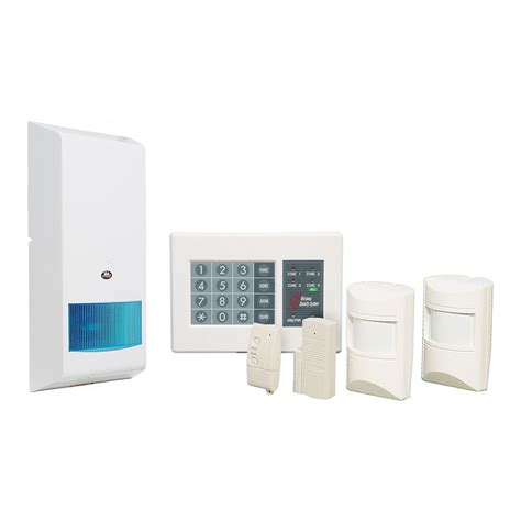 Wireless Alarm System compact wireless alarm system