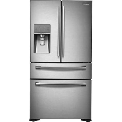 Best Counter Depth Door Refrigerator by Samsung 23 5 Cu Ft Counter Depth 4 Door Door