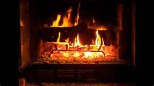 1080p real yule log burning sounds no