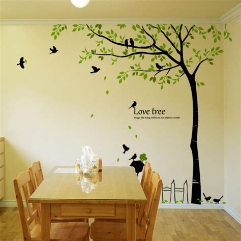wall decals for rooms birds tree wall decals for rooms