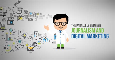 design journalism jobs the parallels between journalism and digital marketing