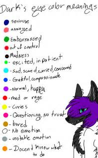 anime eye color meaning s eye color meanings by darkness35wolf on deviantart
