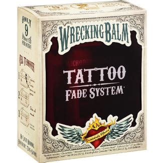 wrecking balm tattoo removal cream reviews removal laser alec falkenham s invention